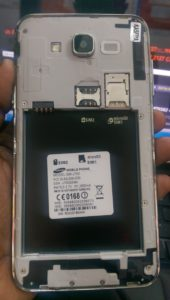 Samsung Clone SM-G6000 All Flash File MT6582 Stock Rom