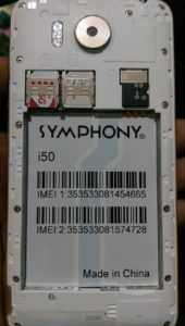 Symphony i50 Flash File Frp All Mt6580 6 0 Stock Firmware Rom