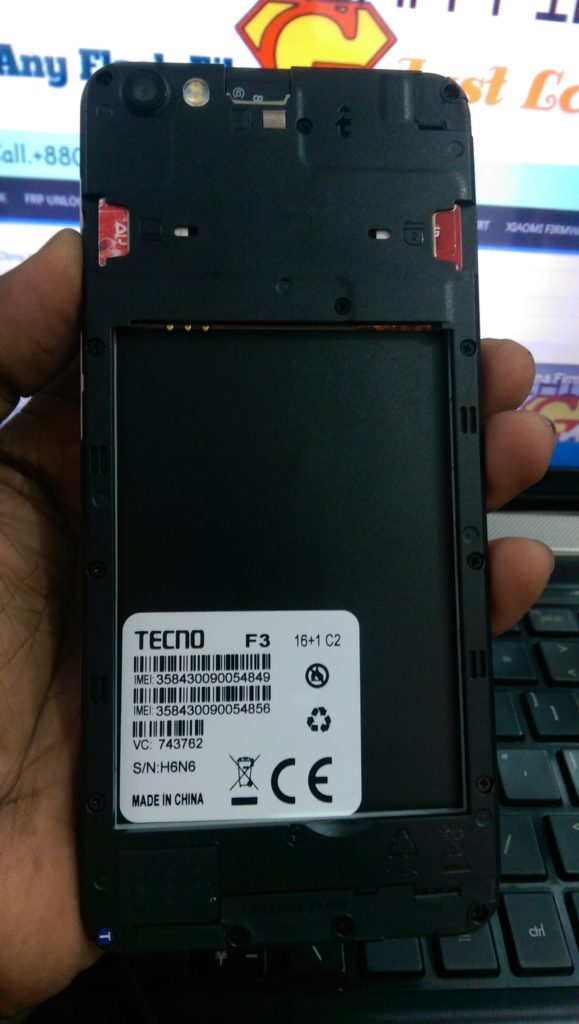 Tecno F3 Pop 1 Pro Flash File All & Mt6580 7 0 Customer Care File