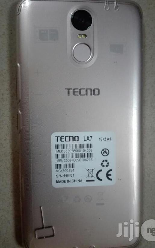Tecno LA7 Flash File Frp Mt6739 8 1 New Customer Care File