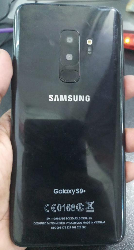 Samsung Clone S9+ G960U Flash File MT6580 7 0 Update Firmware