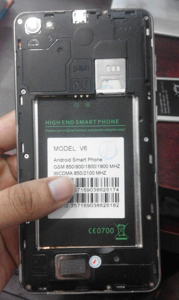 Oppo Clone V6 Flash File Sp7731 5 1 Pac Update Version Firmware