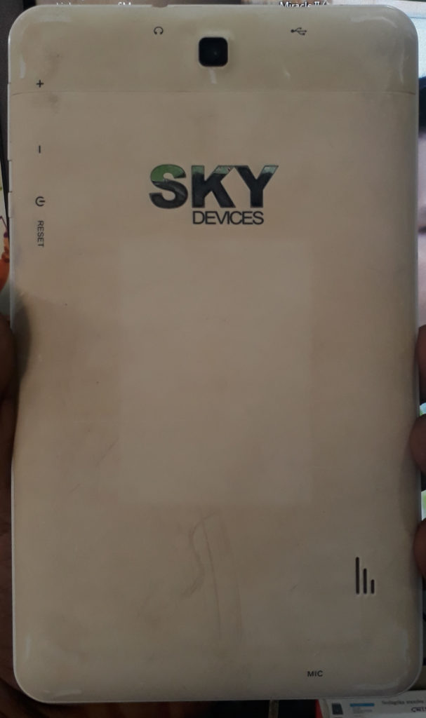 Sky Devices Platinum7 0 Flash File Tab MT6580 Update