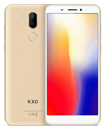 KXD T55 Flash File Firmware SC9832 8 1 Customer Care Rom