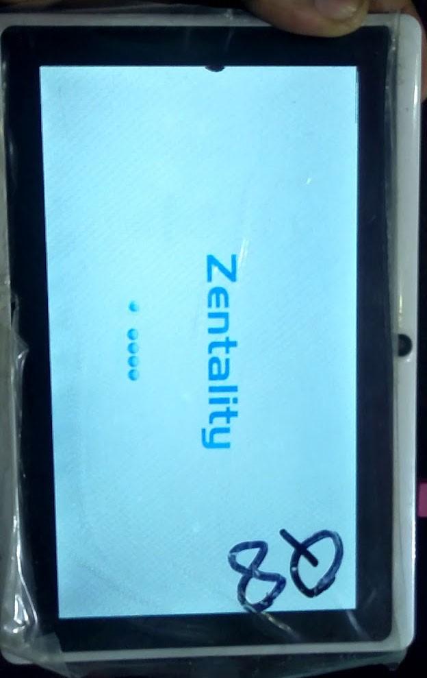 Zentality C-710 Flash File Tab MT6580 6 0 Update Firmware Rom