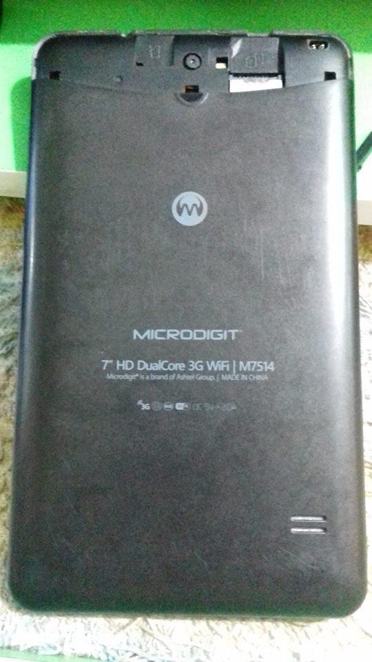 Microdigit M7514 Flash File Tab MT6572 4 4 2 Firmware | Rom