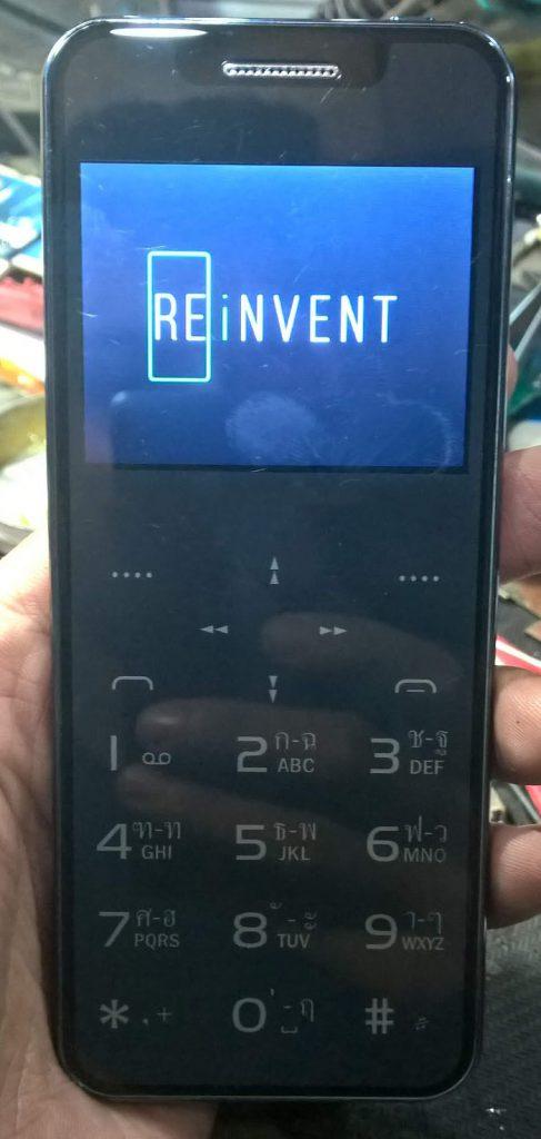 Reinvent R1 Flash File MT6572 6 0 Nand Custom Rom
