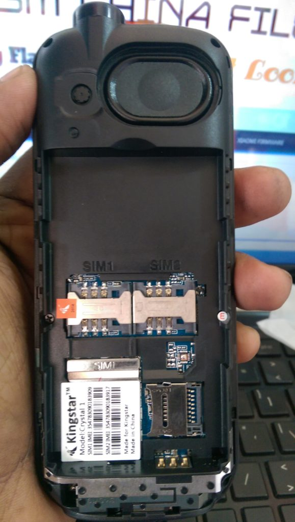 Kingstar Crystal 1 Flash File SCR SC6531E Without Password