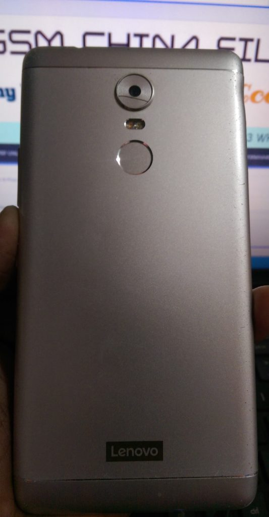 Lenovo K53a48 Flash File MSM8937 6 0 Android Firmware Rom