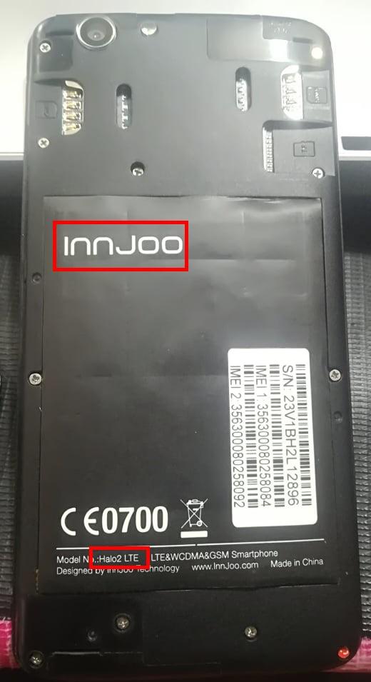 Innjoo Halo2 Lte H-2 4G Flash File MT6737m 6 0 Firmware   Rom