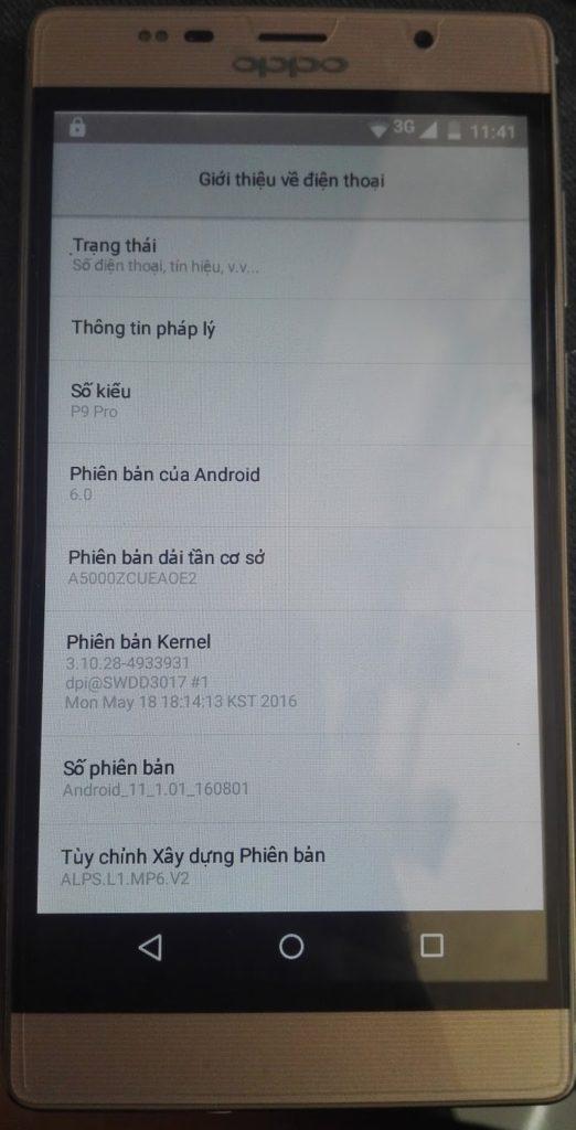 Oppo Clone P9 Pro Flash File MT6580 5 1 Dead Lcd Fix | Firmware