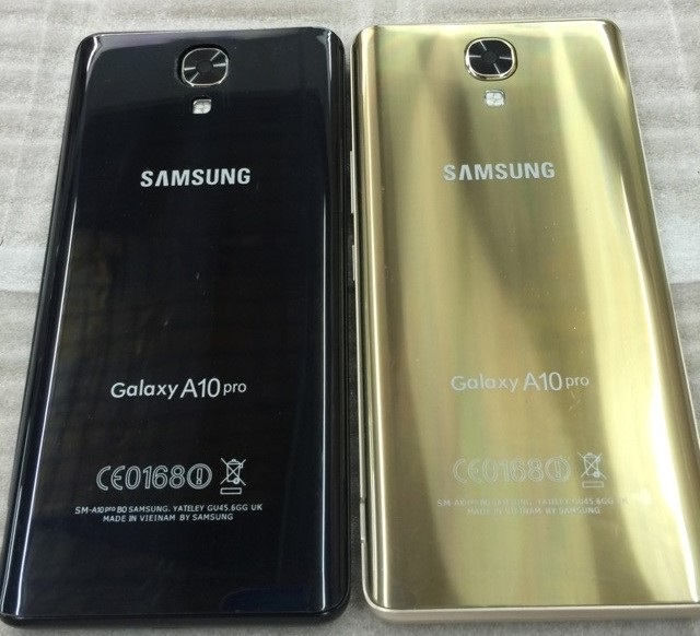 Samsung Clone A10 Pro Flash File MT6580 8 1 Android Firmware