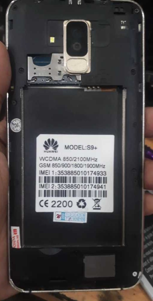 Huawei Clone S9+ Flash File MT6580 Android 7 1 Update Firmware