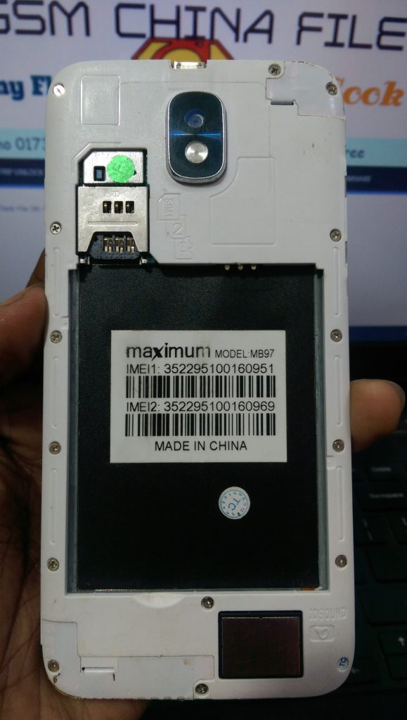 Maximus MB97