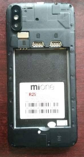 Mione R2S Firmware