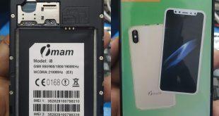 Imam i8 Firmware