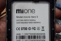 Mione Hero 5 Flash File