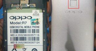 Oppo Clone R7 Firmware