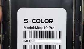 S-Color Mate 10 Pro Firmware