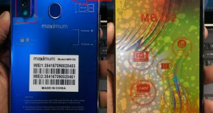 Maximum MB102 Firmware