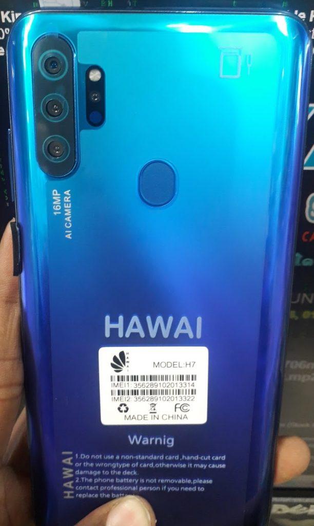 Hawai H7 Firmware