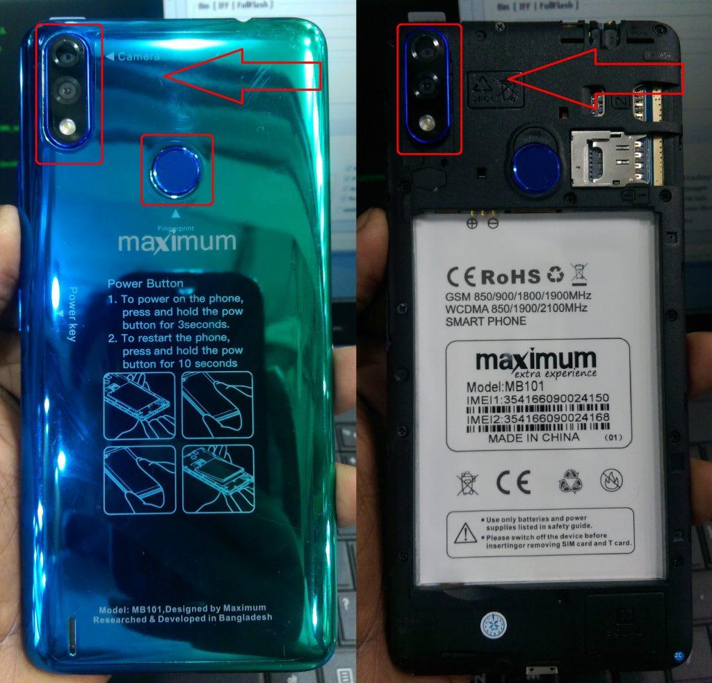 Maximum MB101 Firmware