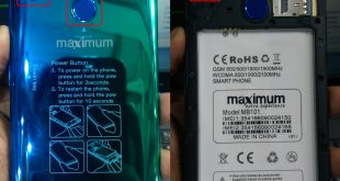 Maximum MB101 Firmware