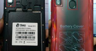 Tinmo B10 Firmware