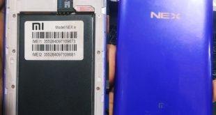 MI Clone Nex S Firmware