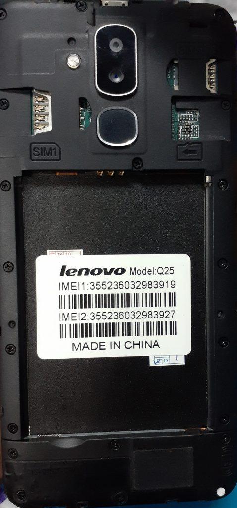 Lenovo X-BO Q25 Flash File