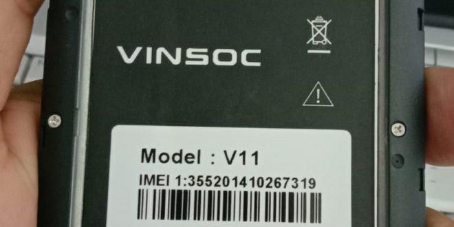 VINSOC V11 Firmware