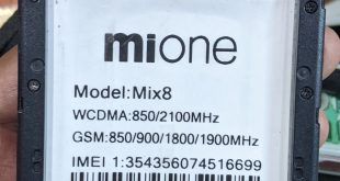 Mione Mix 8 flash file