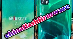 Winstar S5 flash file
