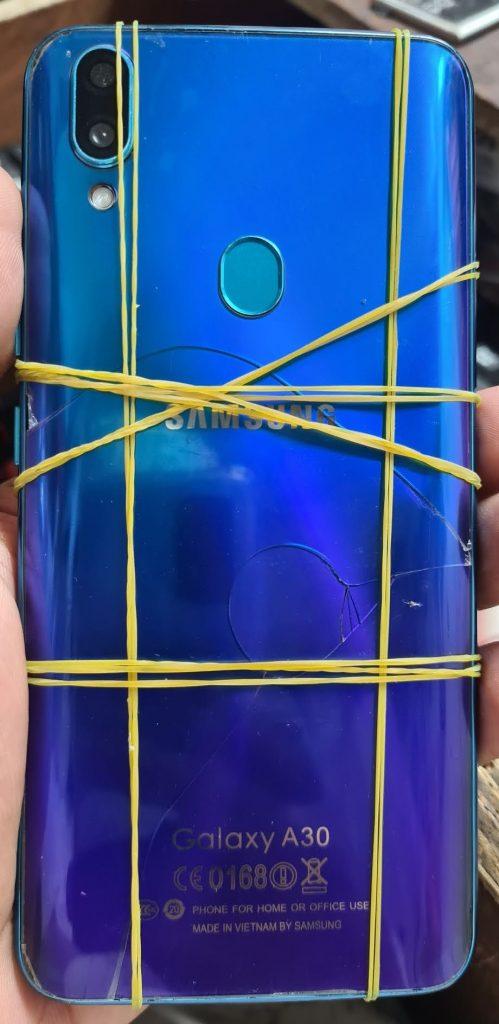 Samsung Clone A30 Flash File