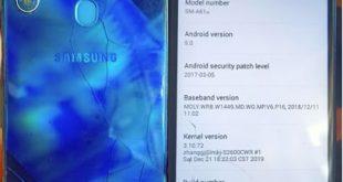 Samsung Clone A61 Flash File