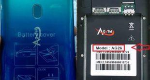 Agetel AG26 Flash File