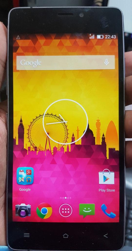 Kazam Tornado 348 Android Update