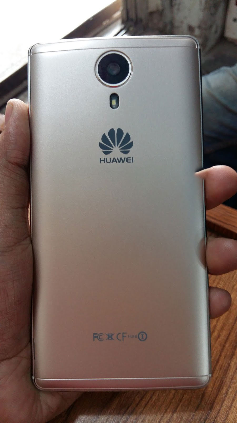 Huawei Cline MT8