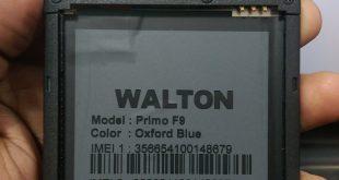 Walton Prlmo F9 Firmware