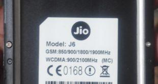 Jio J6