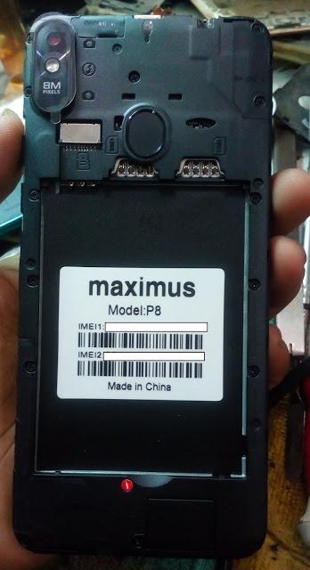 Maxmus P8
