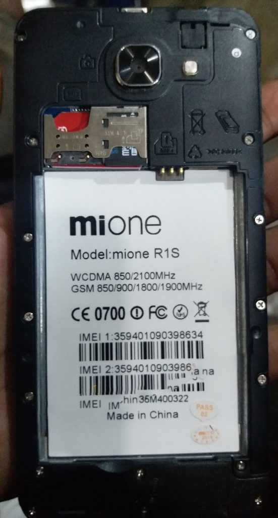 Mione R1S