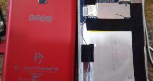 Popo Smart Tab 4G-P7