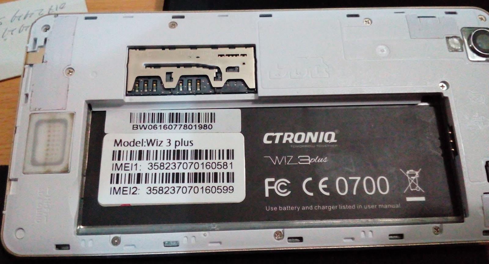 Ctroniq Wiz 3 Plus