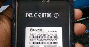 Mycell iRON 5