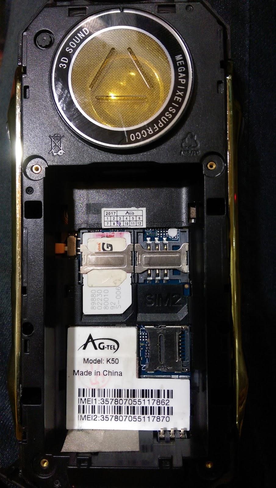 AGTEL K50