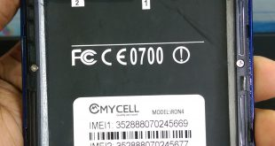 Mycell iRON 4 Firmware