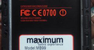 MAXIMUM MB99