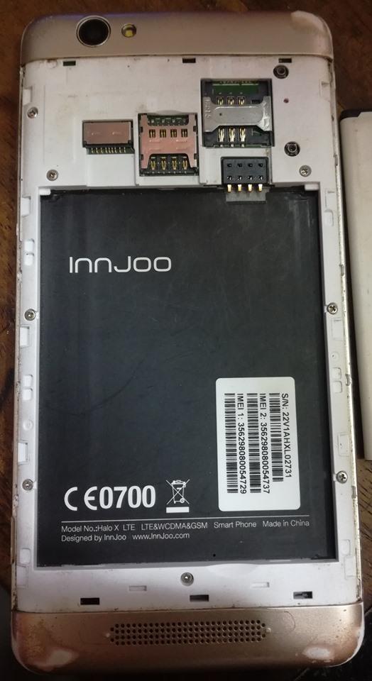InnJoo Halo X LTE
