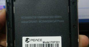 Peace PXP201 Firmware